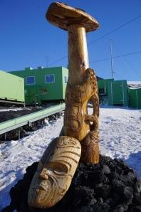 Maori presence in Antarctica